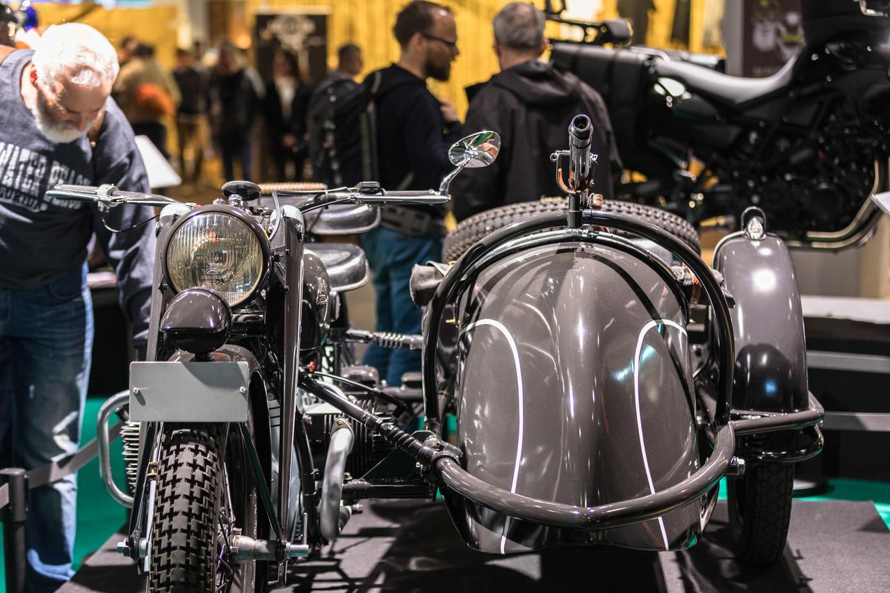 SWISS-MOTO 2018 | Swiss Army Motorcycles | Impression