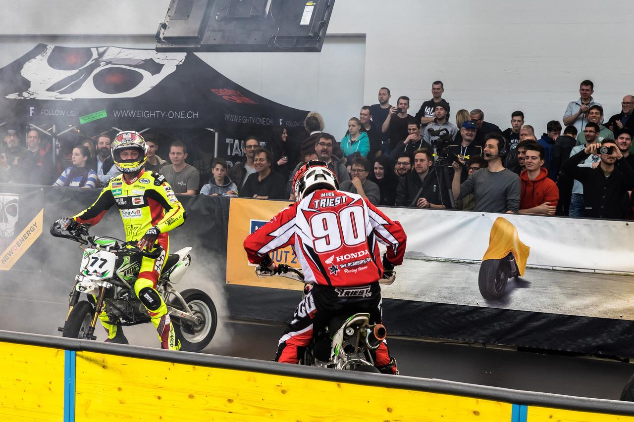 SWISS-MOTO 2018 | SWISS‐MOTO Drom | SWISS‐MOTO Promi‐Race