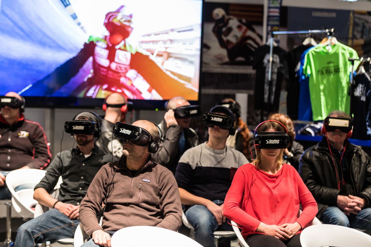 SWISS-MOTO 2018 | Macau Road Warriors | Virtual Reality