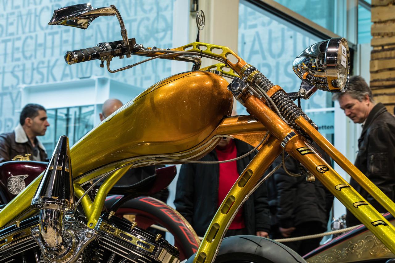 SWISS-MOTO 2018 | SWISS-CUSTOM | Bikeshow | Impression