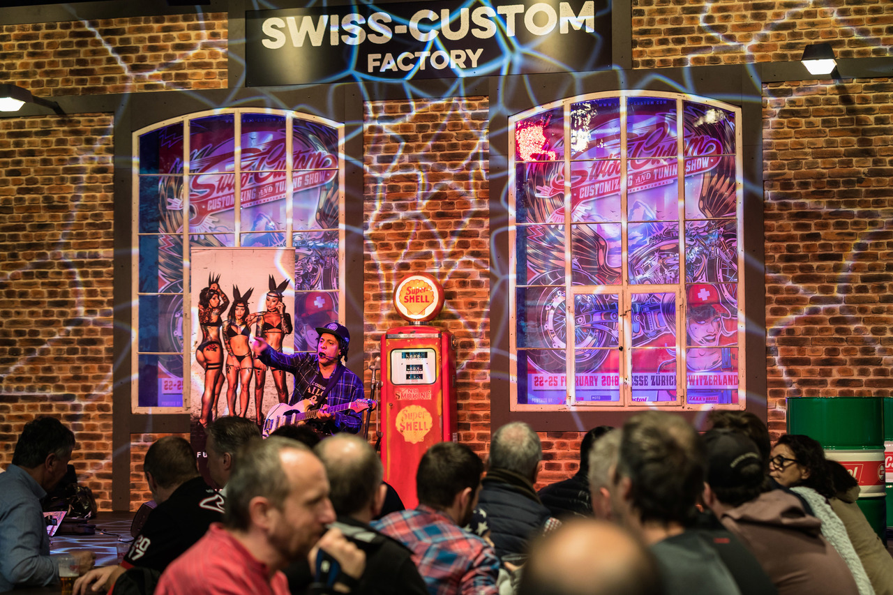SWISS-MOTO 2018 | Impression | Lewis Floyd Henry